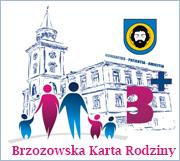 Brzozowska Karta Rodziny 3+