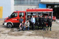 Więcej o: Nowy wóz strażacki wGórkach