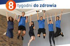 Więcej o: 8 tygodni dozdrowia – program aktywności fizycznej