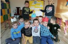 """Więcej o: Przedszkole Samorządowe wGrabownicy Starzeńskiej wmiędzynarodowym projekcie edukacyjnym """" Solidarność. Podaj dalej!"""""""